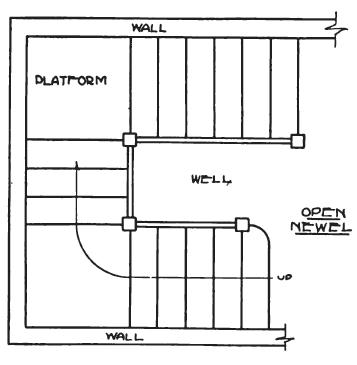 stairs � house plan drafting courses